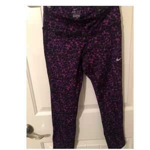 Nike xs workout pants
